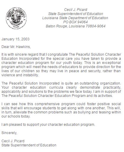 Louisiana State Dept. of Education